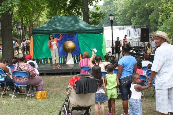 Bronx river festival
